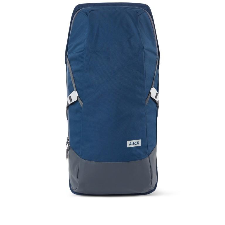 Rucksack Daypack Solid Midnight Navy, Farbe: blau/petrol, Marke: Aevor, EAN: 4057081088836, Abmessungen in cm: 34.0x48.0x14.0, Bild 9 von 9