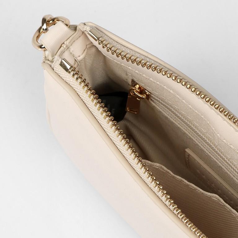 Umhängetasche Hamina Beige Gold, Farbe: beige, Marke: Seidenfelt, EAN: 4251634248856, Abmessungen in cm: 19.5x10.0x3.5, Bild 8 von 11