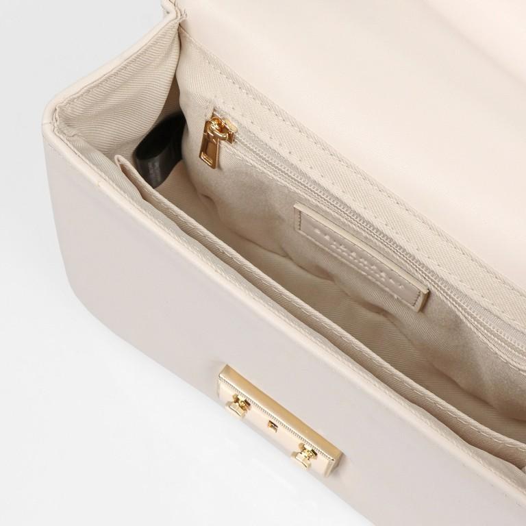 Umhängetasche Ystad Beige Gold, Farbe: beige, Marke: Seidenfelt, EAN: 4251634248979, Abmessungen in cm: 20.0x15.0x6.5, Bild 6 von 9