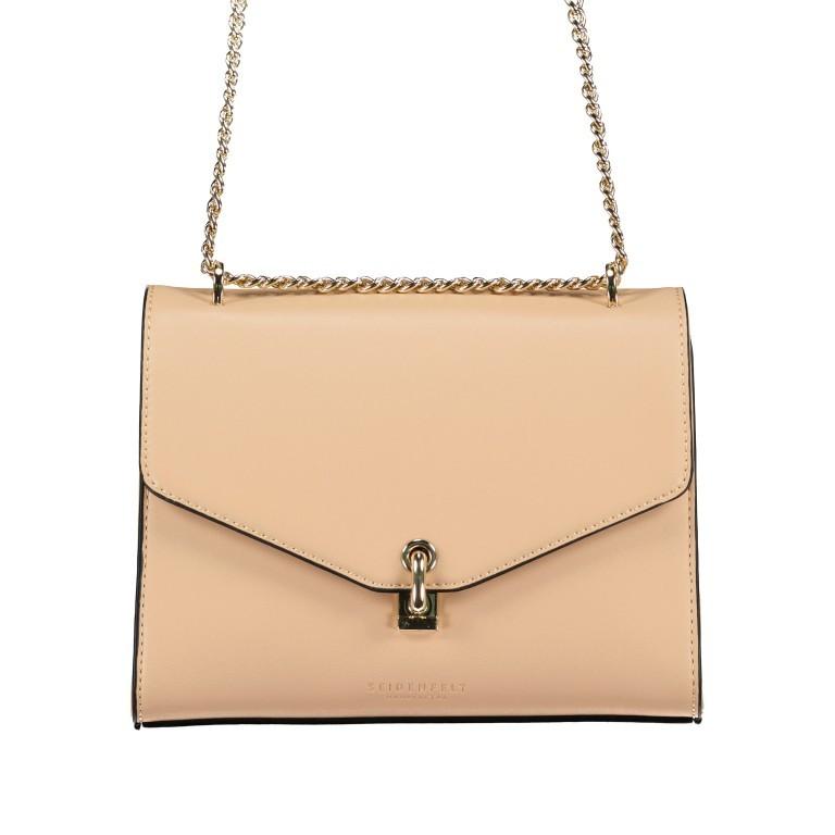Umhängetasche Kisa Light Camel Gold, Farbe: rosa/pink, Marke: Seidenfelt, EAN: 4251634247804, Abmessungen in cm: 20.5x15.5x9.0, Bild 1 von 9