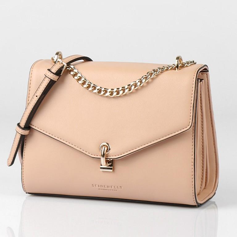 Umhängetasche Kisa Light Camel Gold, Farbe: rosa/pink, Marke: Seidenfelt, EAN: 4251634247804, Abmessungen in cm: 20.5x15.5x9.0, Bild 2 von 9