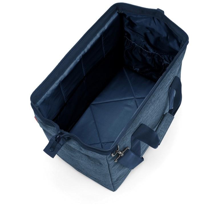 Reisetasche Allrounder L, Farbe: schwarz, anthrazit, grau, blau/petrol, braun, cognac, taupe/khaki, grün/oliv, rot/weinrot, orange, gelb, beige, weiß, bunt, Marke: Reisenthel, Abmessungen in cm: 48.0x39.5x29.0  , Bild 2 von 2