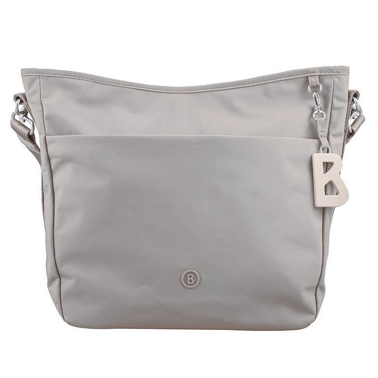Umhängetasche Verbier Irma Grey, Farbe: grau, Marke: Bogner, EAN: 4053533885886, Abmessungen in cm: 28.0x26.0x11.5, Bild 1 von 8