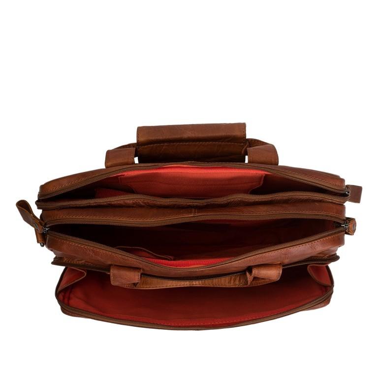 The Chesterfield Brand Fahrradtasche Geneva C50-6002.31 Cognac, Farbe: cognac, Marke: The Chesterfield Brand, EAN: 8719241064437, Abmessungen in cm: 40.0x30.0x14.0, Bild 9 von 12