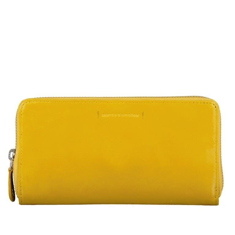 Geldbörse Jamie's Orchard Melon Lemon, Farbe: gelb, Marke: Aunts & Uncles, EAN: 4250394968318, Abmessungen in cm: 19.0x9.5x2.0, Bild 1 von 3