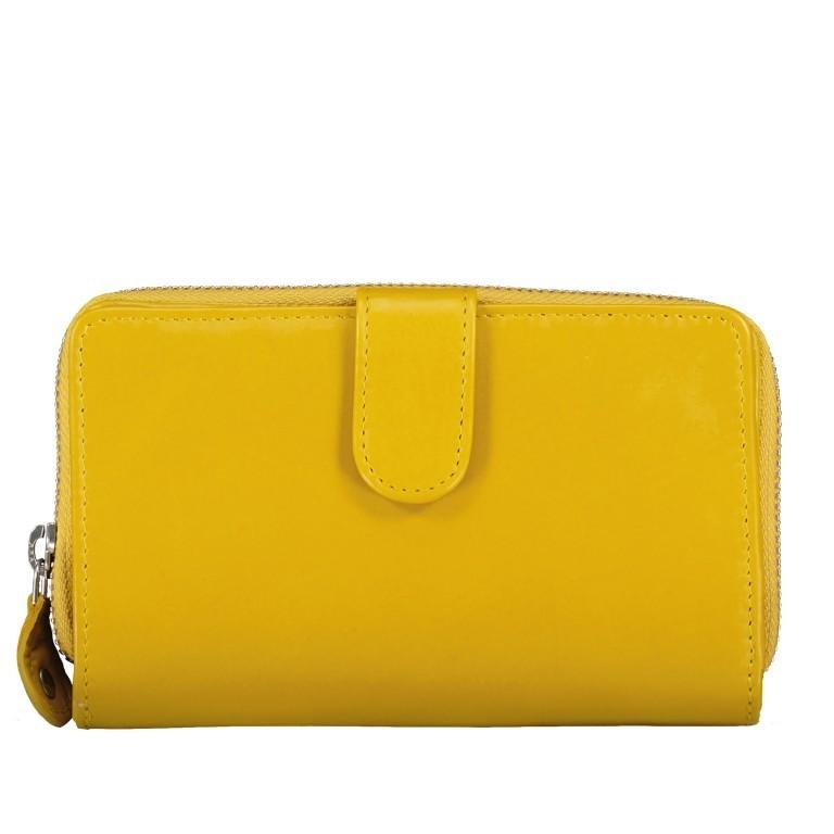 Geldbörse Jamie's Orchard Cactus Lemon, Farbe: gelb, Marke: Aunts & Uncles, EAN: 4250394968462, Abmessungen in cm: 10.0x16.0x2.5, Bild 1 von 5
