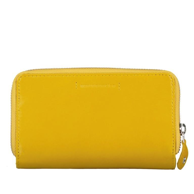 Geldbörse Jamie's Orchard Cactus Lemon, Farbe: gelb, Marke: Aunts & Uncles, EAN: 4250394968462, Abmessungen in cm: 10.0x16.0x2.5, Bild 3 von 5