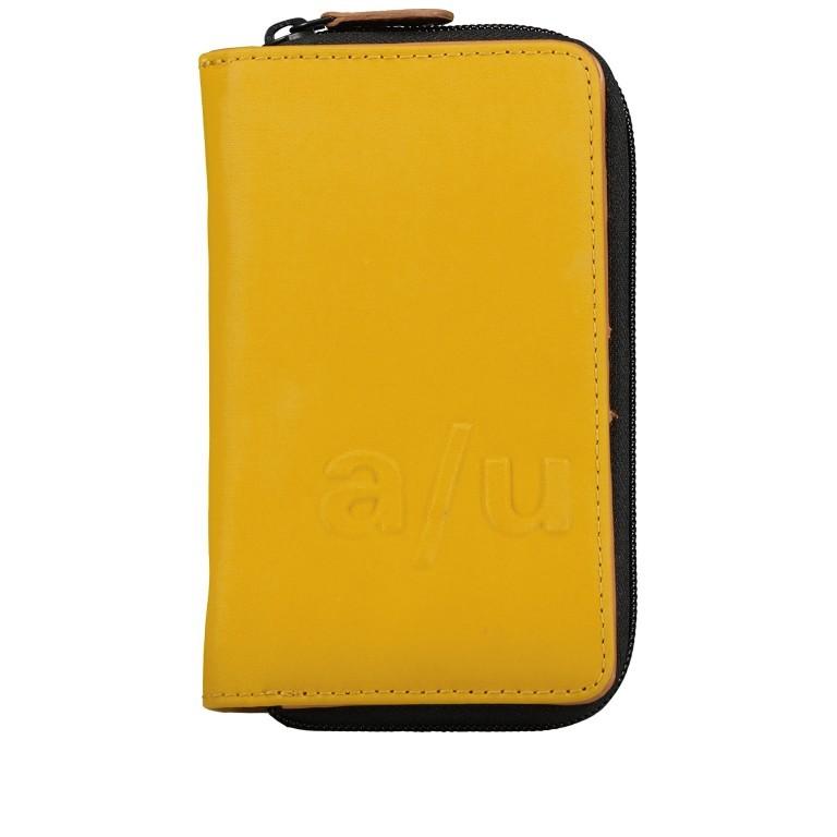 Geldbörse Japan Mishima Arrowwood, Farbe: gelb, Marke: Aunts & Uncles, EAN: 4250394969483, Abmessungen in cm: 10.5x17.5x3.5, Bild 1 von 4