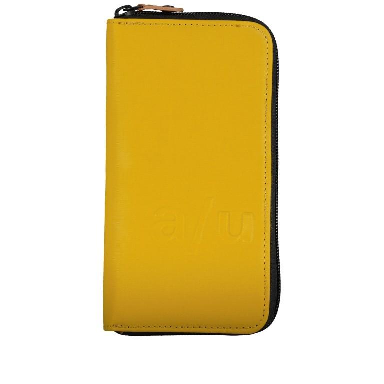 Geldbörse Japan Shibata mit RFID-Schutz Arrowwood, Farbe: gelb, Marke: Aunts & Uncles, EAN: 4250394969704, Abmessungen in cm: 10.0x20.0x2.5, Bild 1 von 4