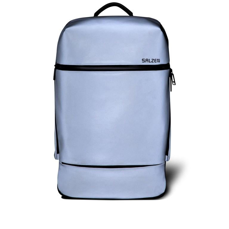Rucksack Savvy Limited Edition Reflective Grey, Farbe: grau, Marke: Salzen, EAN: 4057081087747, Abmessungen in cm: 29.0x47.0x14.0, Bild 1 von 15