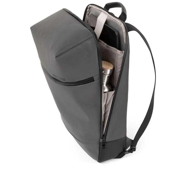 Rucksack Savvy Limited Edition Reflective Grey, Farbe: grau, Marke: Salzen, EAN: 4057081087747, Abmessungen in cm: 29.0x47.0x14.0, Bild 9 von 15