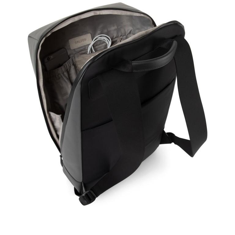 Rucksack Savvy Limited Edition Reflective Grey, Farbe: grau, Marke: Salzen, EAN: 4057081087747, Abmessungen in cm: 29.0x47.0x14.0, Bild 10 von 15