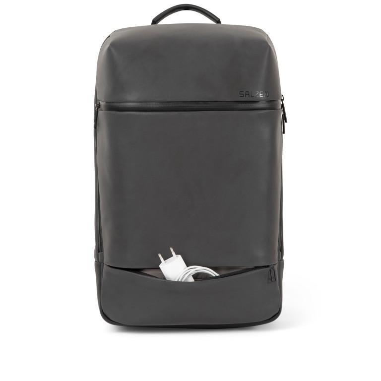 Rucksack Savvy Limited Edition Reflective Grey, Farbe: grau, Marke: Salzen, EAN: 4057081087747, Abmessungen in cm: 29.0x47.0x14.0, Bild 11 von 15