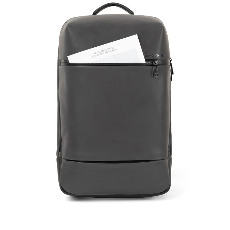 Rucksack Savvy Limited Edition Reflective Grey, Farbe: grau, Marke: Salzen, EAN: 4057081087747, Abmessungen in cm: 29.0x47.0x14.0, Bild 12 von 15