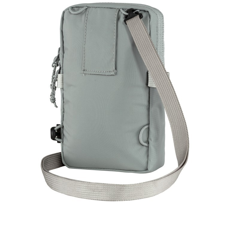 Umhängetasche / Gürteltasche High Coast  Pocket Shark Grey, Farbe: grau, Marke: Fjällräven, EAN: 7323450680053, Bild 3 von 12