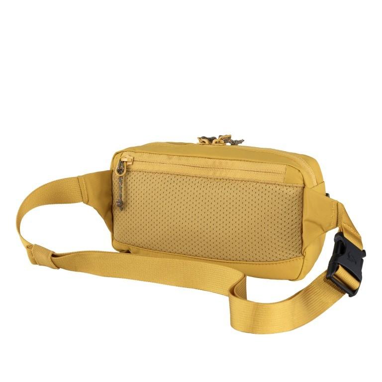 Gürteltasche High Coast Hip Pack Ochre, Farbe: gelb, Marke: Fjällräven, EAN: 7323450689735, Abmessungen in cm: 21.0x12.0x6.0, Bild 2 von 10