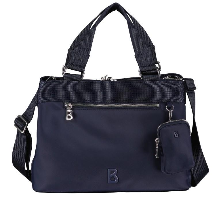 Handtasche Verbier Play Lois Dark Blue, Farbe: blau/petrol, Marke: Bogner, EAN: 4053533931439, Abmessungen in cm: 28.5x20.0x12.0, Bild 1 von 7