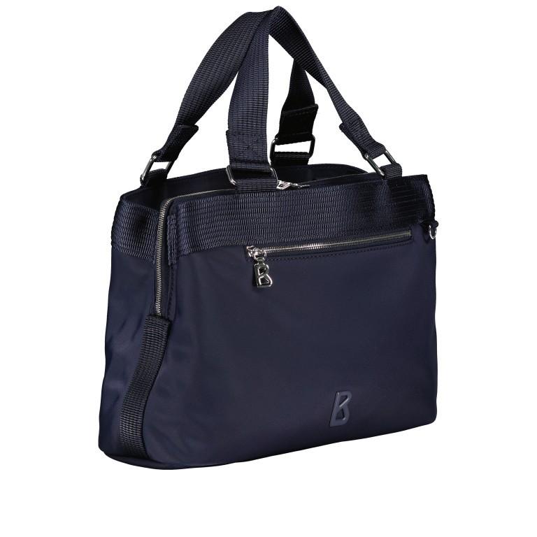 Handtasche Verbier Play Lois Dark Blue, Farbe: blau/petrol, Marke: Bogner, EAN: 4053533931439, Abmessungen in cm: 28.5x20.0x12.0, Bild 2 von 7
