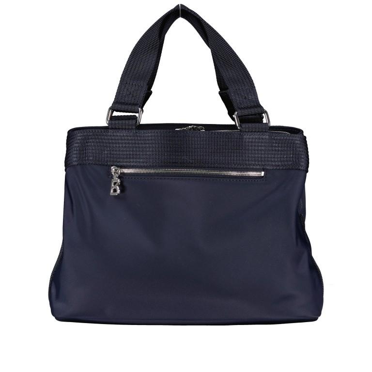 Handtasche Verbier Play Lois Dark Blue, Farbe: blau/petrol, Marke: Bogner, EAN: 4053533931439, Abmessungen in cm: 28.5x20.0x12.0, Bild 3 von 7