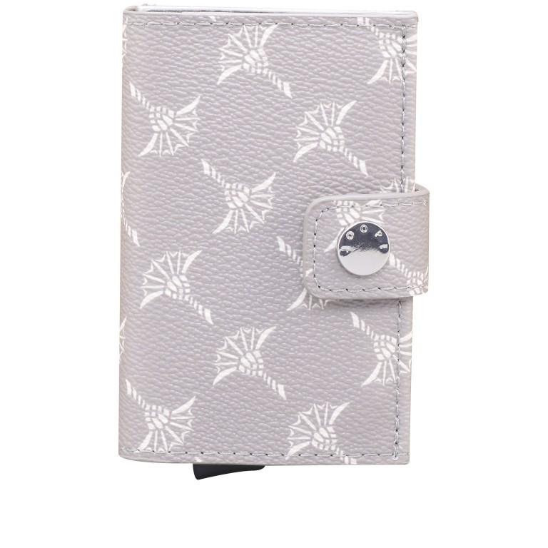 Geldbörse Cortina E-Cage C-Two Opal Gray, Farbe: grau, Marke: Joop!, EAN: 4053533925759, Abmessungen in cm: 6.5x10.0x1.5, Bild 1 von 5