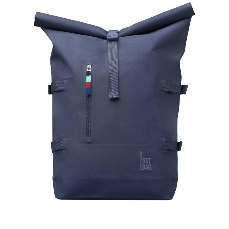 Got Bag Rolltop Backpack 01AV619.700 Ocean Blue, Farbe: blau/petrol, Marke: Got Bag, EAN: 4260483880254, Bild 1 von 11