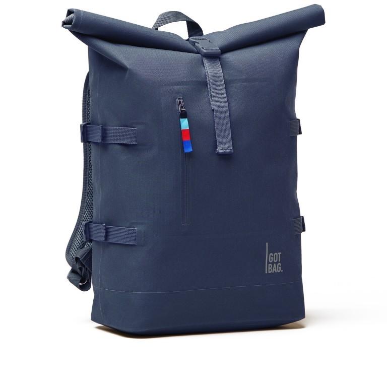Got Bag Rolltop Backpack 01AV619.700 Ocean Blue, Farbe: blau/petrol, Marke: Got Bag, EAN: 4260483880254, Bild 2 von 11