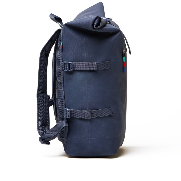 Got Bag Rolltop Backpack 01AV619.700 Ocean Blue, Farbe: blau/petrol, Marke: Got Bag, EAN: 4260483880254, Bild 3 von 11