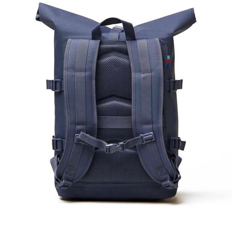 Got Bag Rolltop Backpack 01AV619.700 Ocean Blue, Farbe: blau/petrol, Marke: Got Bag, EAN: 4260483880254, Bild 4 von 11
