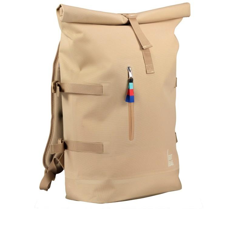 Rucksack Rolltop Warm Sand, Farbe: beige, Marke: Got Bag, EAN: 4260483880261, Bild 2 von 11