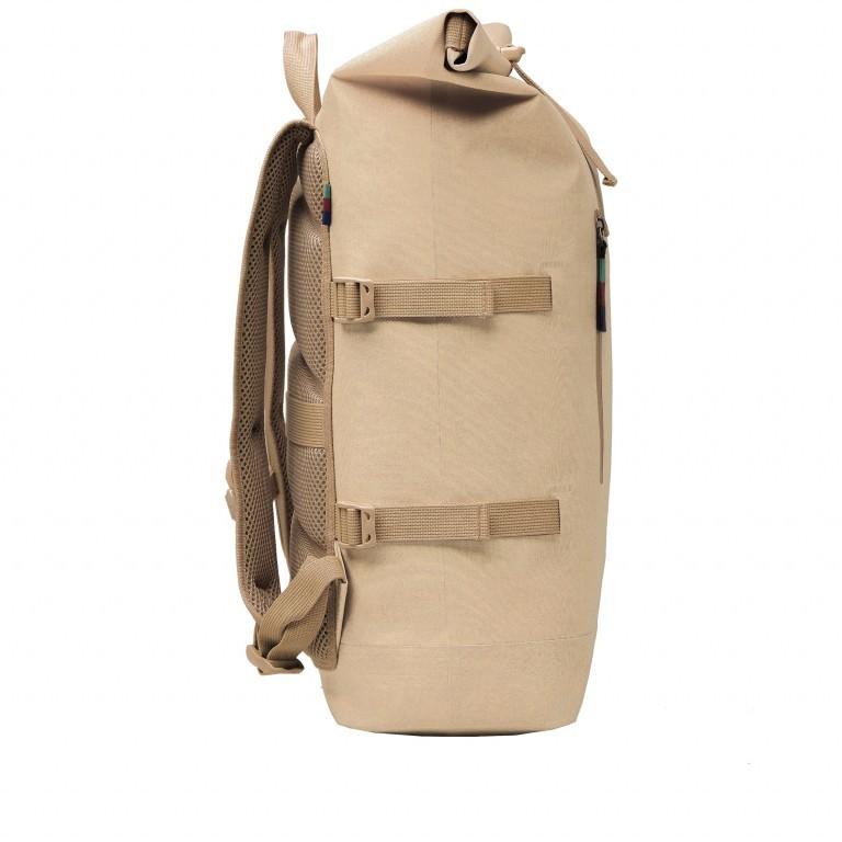 Rucksack Rolltop Warm Sand, Farbe: beige, Marke: Got Bag, EAN: 4260483880261, Bild 3 von 11