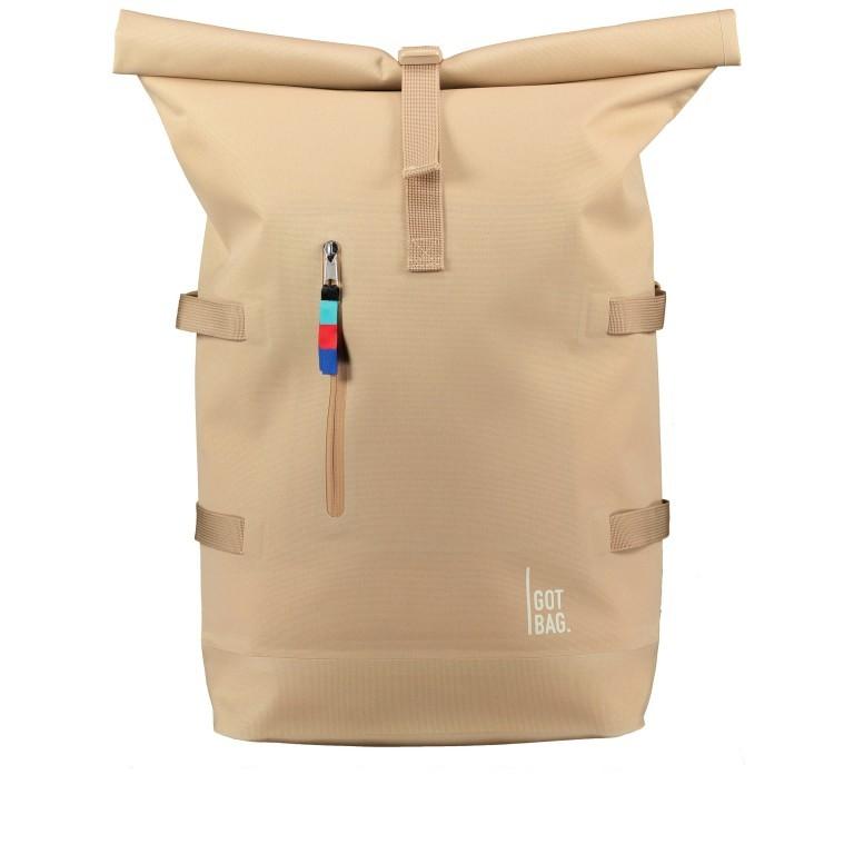 Rucksack Rolltop Warm Sand, Farbe: beige, Marke: Got Bag, EAN: 4260483880261, Bild 1 von 11