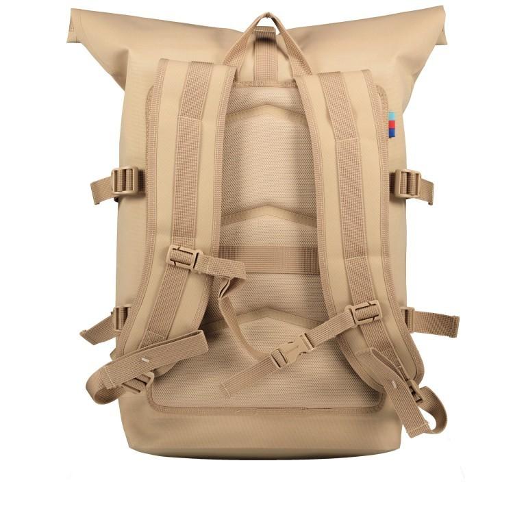 Rucksack Rolltop Warm Sand, Farbe: beige, Marke: Got Bag, EAN: 4260483880261, Bild 4 von 11