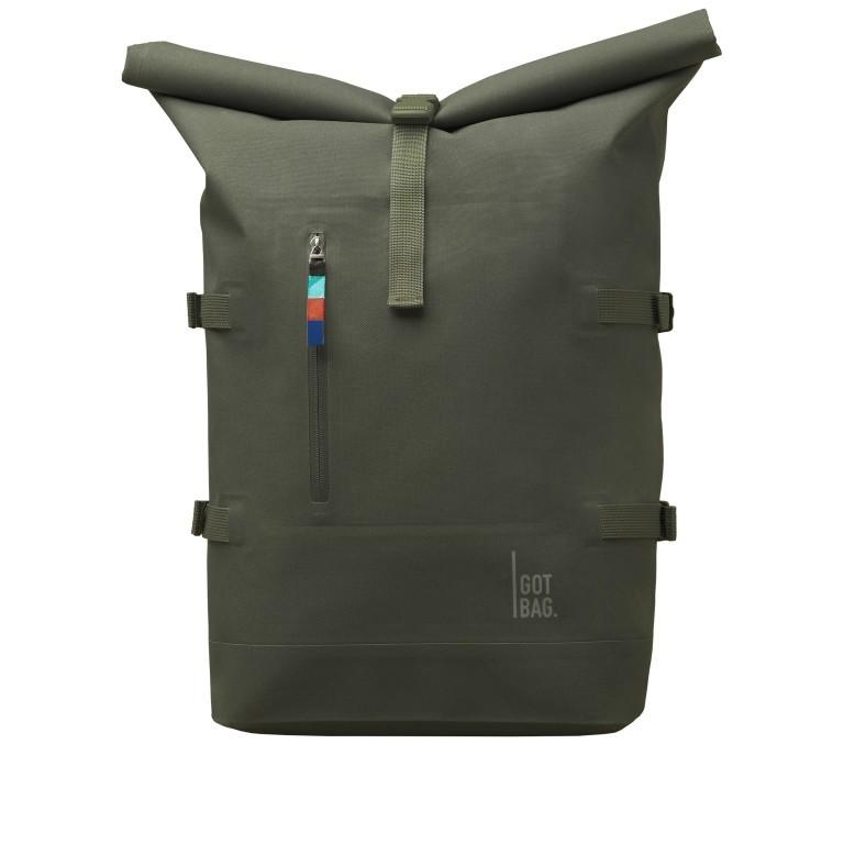 Rucksack Rolltop Algae, Farbe: grün/oliv, Marke: Got Bag, EAN: 4260483880230, Bild 1 von 11