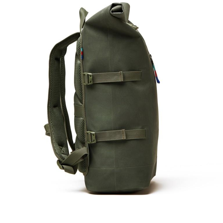 Rucksack Rolltop Algae, Farbe: grün/oliv, Marke: Got Bag, EAN: 4260483880230, Bild 3 von 11