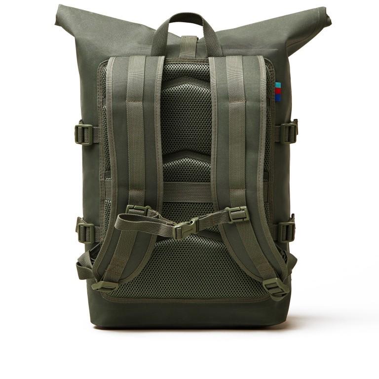 Rucksack Rolltop Algae, Farbe: grün/oliv, Marke: Got Bag, EAN: 4260483880230, Bild 4 von 11