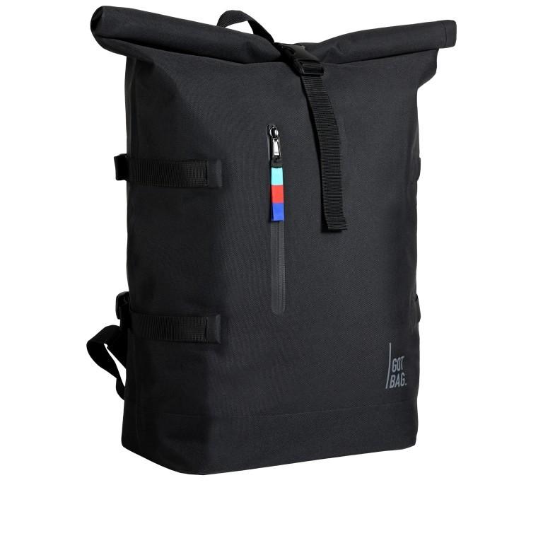Rucksack Rolltop Black, Farbe: schwarz, Marke: Got Bag, EAN: 4260483880117, Bild 2 von 11