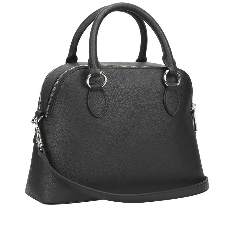 Handtasche Lettera Nava SHZ Black, Farbe: schwarz, Marke: Joop!, EAN: 4053533936083, Abmessungen in cm: 31.0x22.5x11.0, Bild 3 von 7