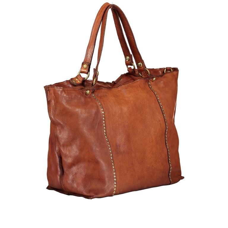 Handtasche Cognac, Farbe: cognac, Marke: Campomaggi, EAN: 8054302728331, Bild 2 von 9