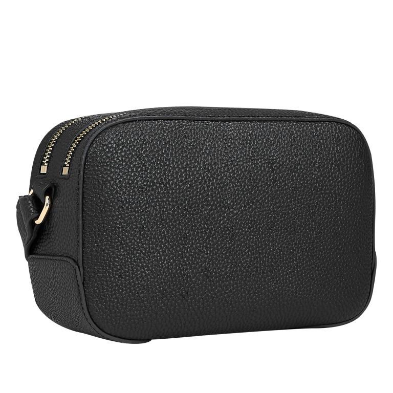 Umhängetasche Essence Camera Bag Black, Farbe: schwarz, Marke: Tommy Hilfiger, EAN: 8720114662223, Abmessungen in cm: 21.0x14.0x8.0, Bild 2 von 2