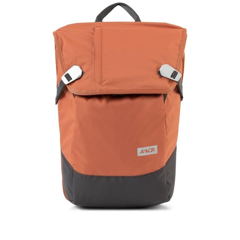 Rucksack Daypack Solid Matt Rip Maple, Farbe: orange, Marke: Aevor, EAN: 4057081115471, Abmessungen in cm: 34.0x48.0x14.0, Bild 1 von 12