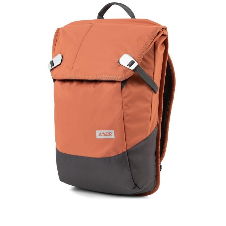 Rucksack Daypack Solid Matt Rip Maple, Farbe: orange, Marke: Aevor, EAN: 4057081115471, Abmessungen in cm: 34.0x48.0x14.0, Bild 2 von 12