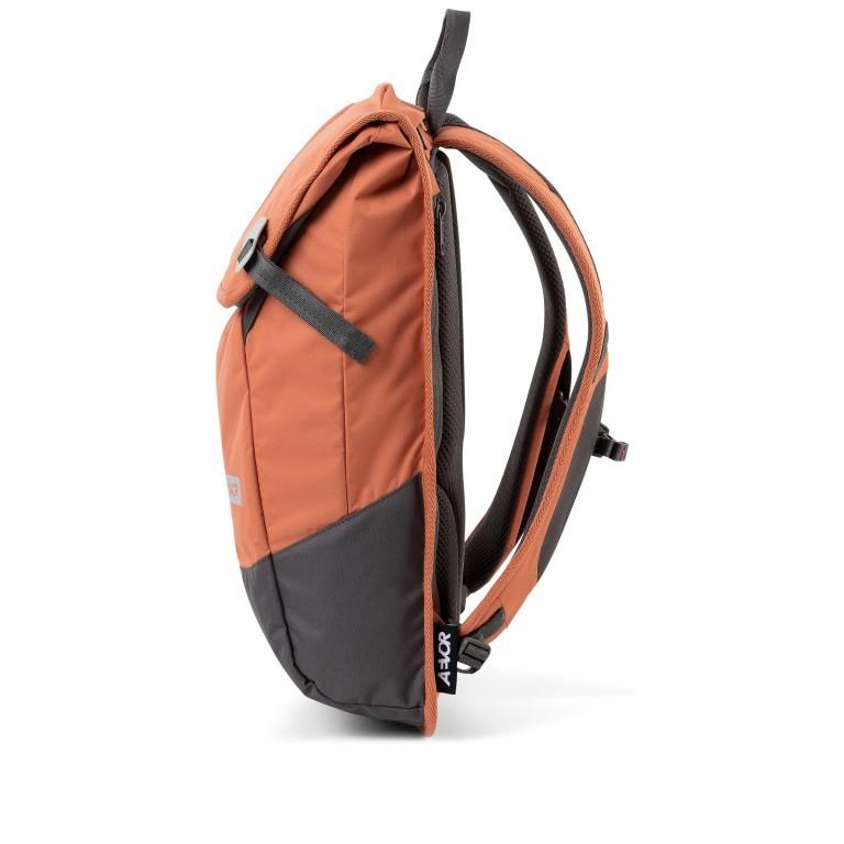 Rucksack Daypack Solid Matt Rip Maple, Farbe: orange, Marke: Aevor, EAN: 4057081115471, Abmessungen in cm: 34.0x48.0x14.0, Bild 3 von 12