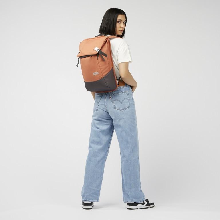 Rucksack Daypack Solid Matt Rip Maple, Farbe: orange, Marke: Aevor, EAN: 4057081115471, Abmessungen in cm: 34.0x48.0x14.0, Bild 6 von 12