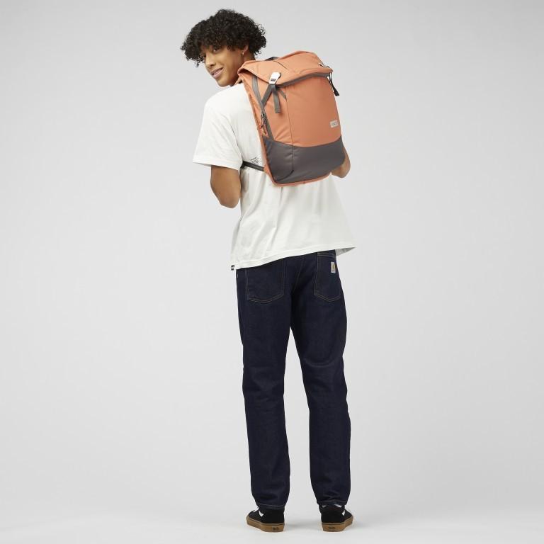 Rucksack Daypack Solid Matt Rip Maple, Farbe: orange, Marke: Aevor, EAN: 4057081115471, Abmessungen in cm: 34.0x48.0x14.0, Bild 7 von 12