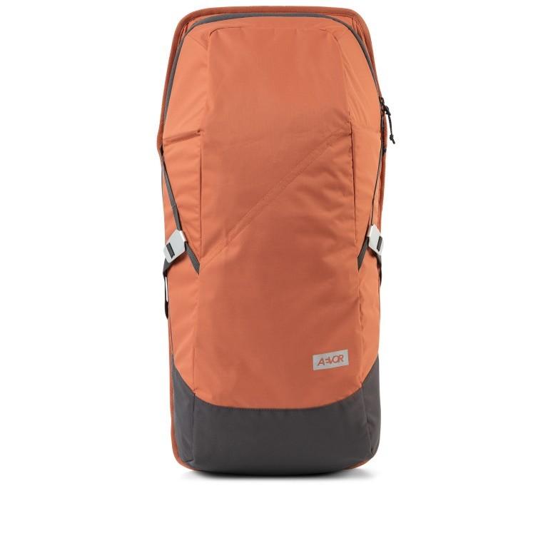 Rucksack Daypack Solid Matt Rip Maple, Farbe: orange, Marke: Aevor, EAN: 4057081115471, Abmessungen in cm: 34.0x48.0x14.0, Bild 8 von 12