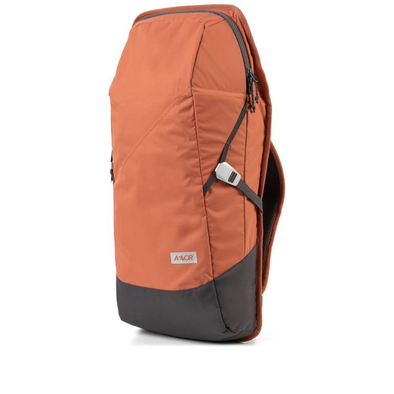 Rucksack Daypack Solid Matt Rip Maple, Farbe: orange, Marke: Aevor, EAN: 4057081115471, Abmessungen in cm: 34.0x48.0x14.0, Bild 9 von 12