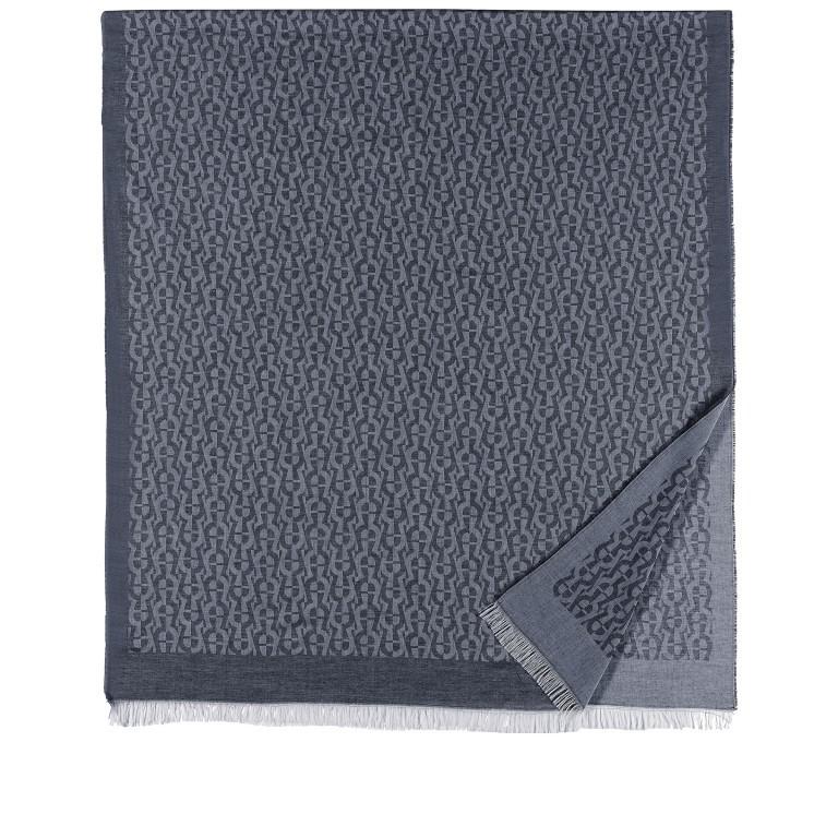 Schal Casual 242-591 Marine, Farbe: blau/petrol, Marke: AIGNER, EAN: 4055539081835, Bild 2 von 6