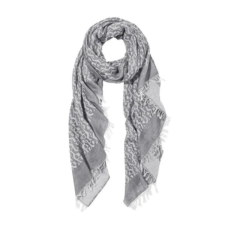 Schal Casual 242-591 Slate Grey, Farbe: grau, Marke: AIGNER, EAN: 4055539381423, Bild 1 von 6