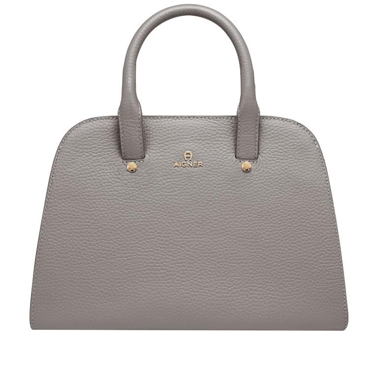 Handtasche Ivy 135-390 Clay Grey, Farbe: grau, Marke: AIGNER, EAN: 4055539389276, Abmessungen in cm: 29.0x21.0x12.5, Bild 1 von 7