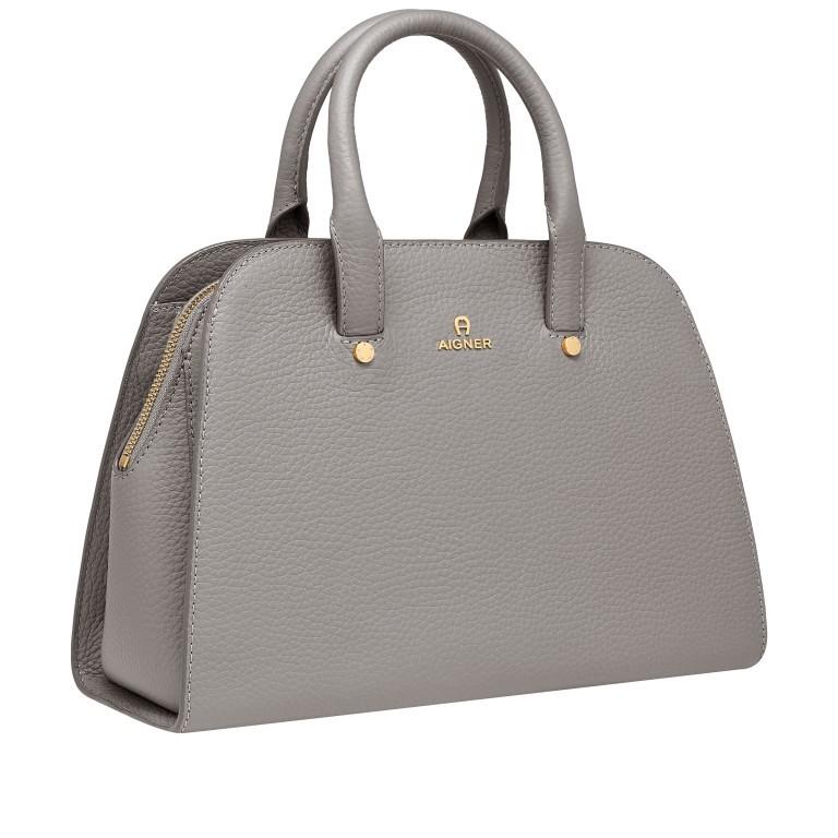 Handtasche Ivy 135-390 Clay Grey, Farbe: grau, Marke: AIGNER, EAN: 4055539389276, Abmessungen in cm: 29.0x21.0x12.5, Bild 2 von 7